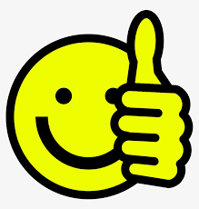 Smiley Thumbs Up